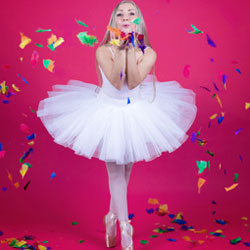 Dance School North Shields Fun Ideas for a Ballet Birthday Party blog image