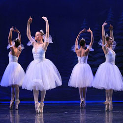 ballet lessons newcastle Add Some Magic This Christmas And Go and See A Ballet blog image