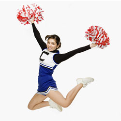 dancewear north east Why Kids Love Cheerleading Lessons blog image