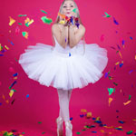 Dance School North Shields Fun Ideas for a Ballet Birthday Party blog thumbnail